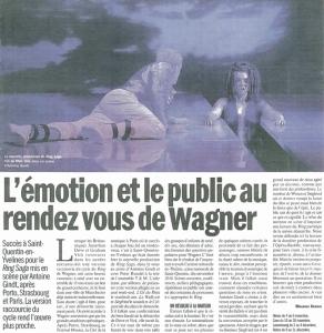 2011.10.18 : Ring Saga, L'Humanité