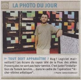 2009.06.20 : Lignes(), La Provence